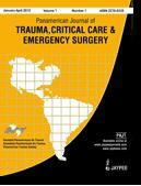 Panamerican Journal of Trauma, Critical Care & Emergency Surgery (PAJTCCES)